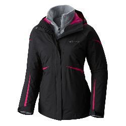 Columbia Blazing Star Interchange Big Womens Insulated Ski Jacket