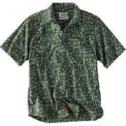 Mountain Khakis Men's Adventurist Signature Printed Shirt Jungle