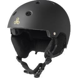 Triple 8 Dual Certified Audio Snow Helmet