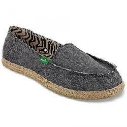 Sanuk Women's Fiona Shoe Charcoal