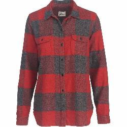 Woolrich Eco Rich Twisted Rich Flannel Shirt