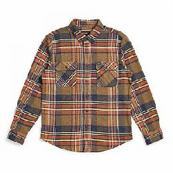 Brixton Men's Bowery Long Sleeve Flannel Sage