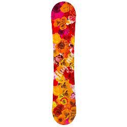 SLQ Hug Me Orange Girls Snowboard