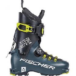 Fischer Travers Ski Boot Petrol/Black