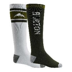 Burton Weekend 2 Pack Snowboard Socks