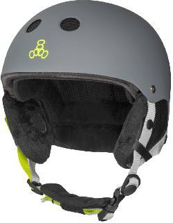 Triple 8 Halo Audio Snow Helmet