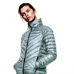 Jack Wolfskin Tech Lab Women's Noho Coat Grey Haze