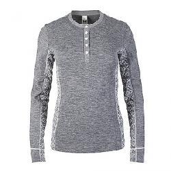 Dale Of Norway Women's Bykle Feminine Sweater Smoke / White