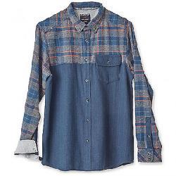 KAVU Men's South Fork Shirt Midnight