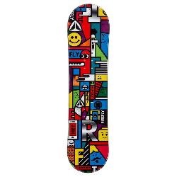 Firefly Explicit Boys Snowboard