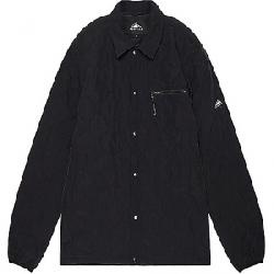 Penfield Men's Blackstone Quilted Shirt Black