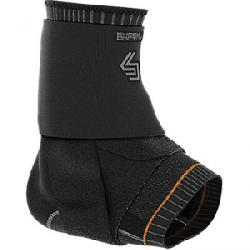 Shock Doctor Ultra Compression Knit Ankle Support w/Gel Support a Black / Grey