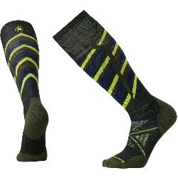 SmartWool PhD Ski Medium Pattern Ski Socks