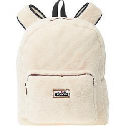 KAVU Fuzzington Backpack Natural