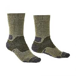 Bridgedale Men's Woolfusion Trekker Sock - Cosmetic Blemish Green