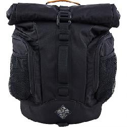 United By Blue 16L Rolltop Backpack Black