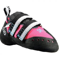 5.10 Blackwing Climbing Shoes - Women's Pink/blue 6.0