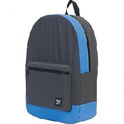 Herschel Supply Co Packable Daypack Black Reflective / Neon Blue Reflective