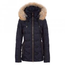 Fera Harper Special Down Ski Jacket with Real Fur (Women's)