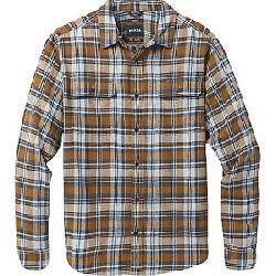 Prana Men's Westbrook Flannel Shirt Walnut
