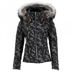 MDC Aria Insulated Ski Jacket with Real Fur (Women's)