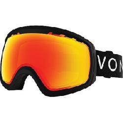 VonZipper Feenom NLS Goggle Black Satin / Fire Orange