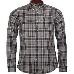 Barbour Men's Highland Check 20 Tailored Shirt Grey Marl