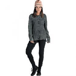 Nikita Women's Siphon Shirt Grey Haze
