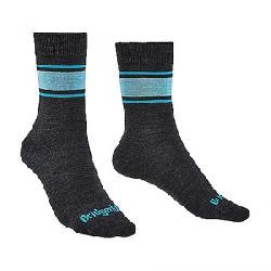 Bridgedale Women's Merino Sock Liner - Cosmetic Blemish Dark Grey/Blue