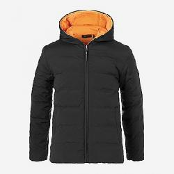 KJUS Men's Backflip Hooded Jacket Black