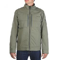 Moosejaw Men's Cadieux Insulated Canvas Jacket Leaf