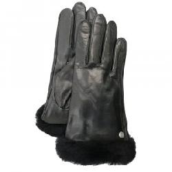 UGG Classic Leather Shorty Tech Glove (Women's)
