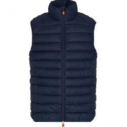 Save The Duck Basic Insulated Men's Vest Navy Blue