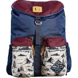 United By Blue 30L Base Backpack Mountain Vista / Maroon