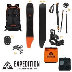 Union Rover Approach Ski Package (Men's)