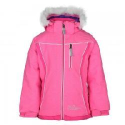 Snow Dragons Foxy Ski Jacket (Little Girls')