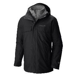 Columbia Bugaboo Interchange Plus Mens Insulated Ski Jacket