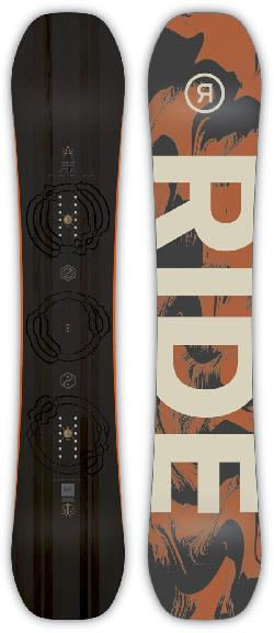 Ride Berzerker Wide Snowboard