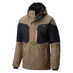 Columbia Alpine Action Mens Insulated Ski Jacket