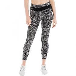 Lole Women's Eden Legging Black Foliage