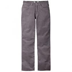 Mountain Khakis Men's Canyon Cord Pant Ash