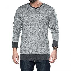Jeremiah Men's Russell Heather Jersey Crew Top Mushroom