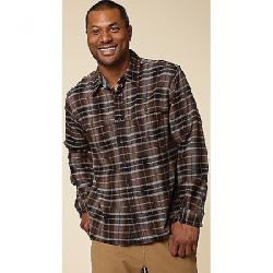 Royal Robbins Men's Timberline Plaid Long Sleeve Shirt Petrified Oak