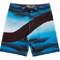 Billabong Men's Pulse X Flare Boardshort Cyan