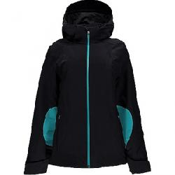 Spyder Women's Temerity Jacket Black / Freeze / Freeze