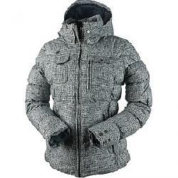 Obermeyer Women's Leighton Jacket Mini Tweed