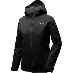 Salewa Women's Ortles PTX 3L Stretch Jacket Black Out