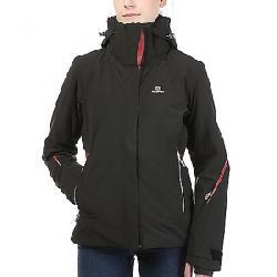 Salomon Women's Brilliant Jacket Black F17