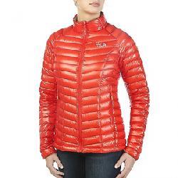 Mountain Hardwear Women's Ghost Whisperer Down Jacket Fiery Red