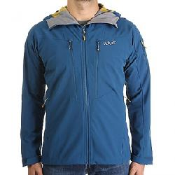 Rab Men's Upslope Jacket Ink / Mimosa